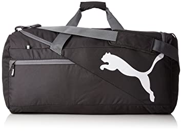 PUMA FundaMen stals Sports Bag-Black 2250c66a7bcbb
