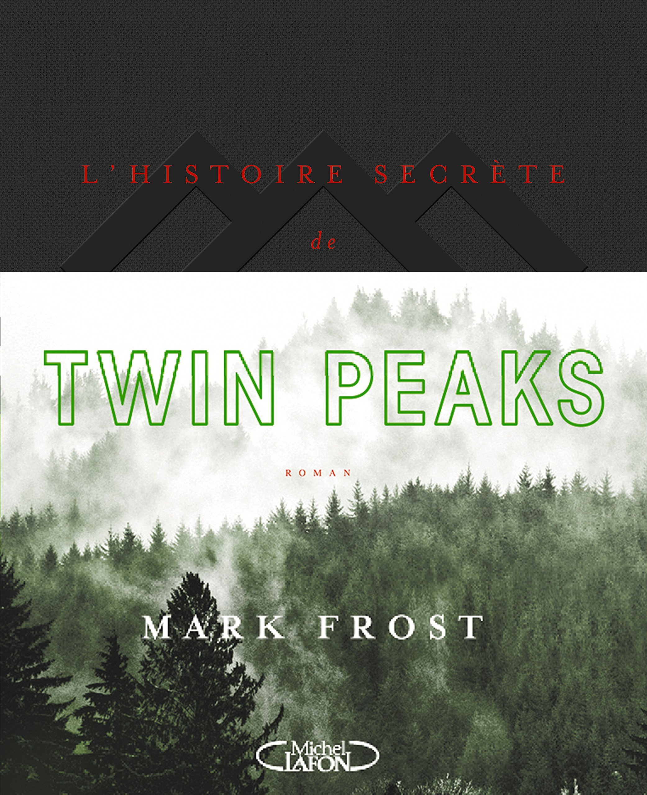 Lhistoire secrète de Twin Peaks: Amazon.es: Frost, Mark, Betsch, Eric: Libros en idiomas extranjeros
