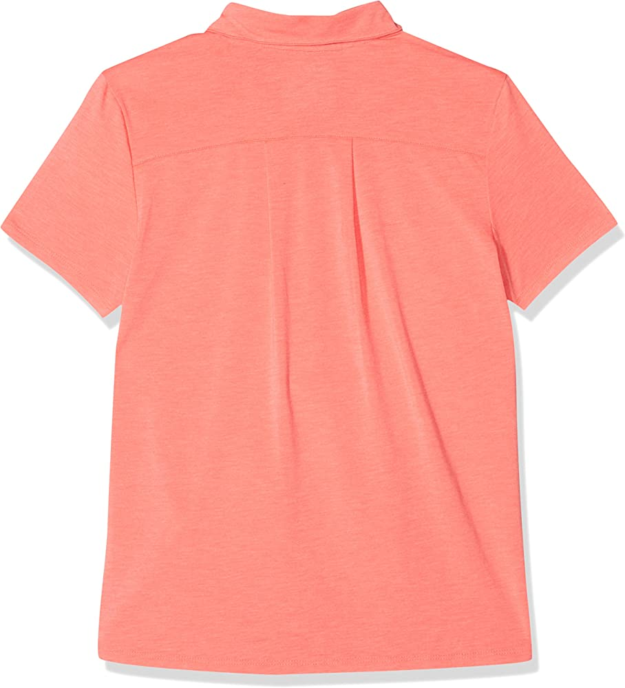 adidas Cotton Hand Polo de Golf, niña, Coral, 14 años: Amazon.es ...