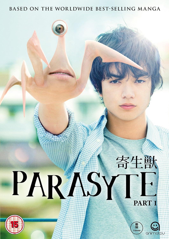 Amazon Com Parasyte Part 1 Kiseijuu Parasyte Part One Non Usa Format Pal Reg 2 Import United Kingdom Shôta Sometani Eri Fukatsu Ai Hashimoto Kazuki Kitamura Masahiro Higashide