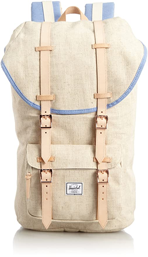 e14b1ed0bb67 Herschel Supply Co. Adult Little America Hemp Backpack One Size Natural   Amazon.ca  Luggage   Bags