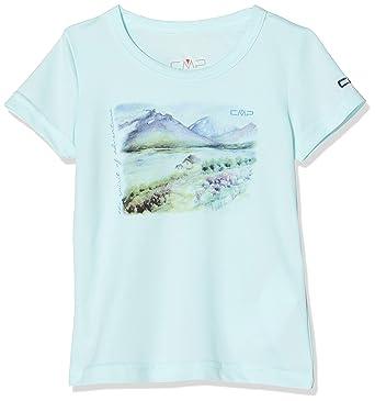 CMP T-Shirt Camisa Camiseta para ni/ña