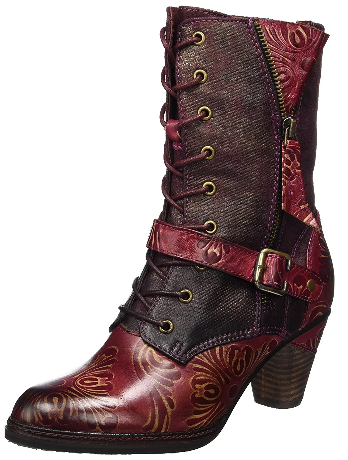 Laura 19261 Vita Alizee 11, Laura Bottes Classiques Femme Rot 11, (Wine) 884b991 - latesttechnology.space