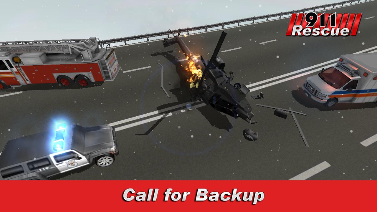 Amazon.com: 911 Rescue Simulator: Appstore for Android