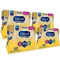 Enfamil NeuroPro Ready to Feed Baby Formula Milk, 8 Fluid Ounce (24 Count) - MFGM...