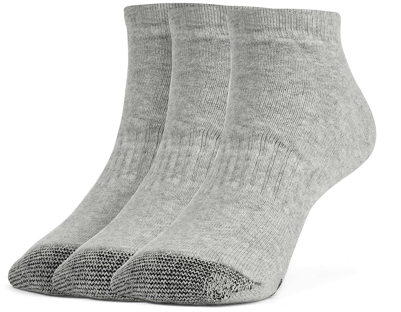 Galiva Calcetines corte bajo extra suaves de algodón para niña - 3 pares GL321