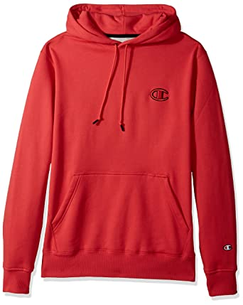 7bd5cbbcea69 Amazon.com  Champion LIFE Men s Super Fleece 2.0 Pullover Hoodie ...