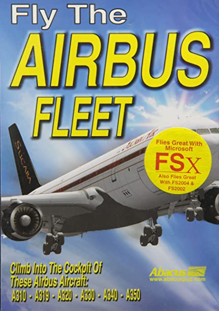Amazon com: Fly the Airbus Fleet - PC: Video Games