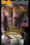 She Thinks My Dragon's Sexy: MacAllen Clan (Dragon Guard Book 35)