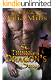 She Thinks My Dragon's Sexy: MacAllen Clan (Dragon Guard Book 35)