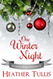 One Winter Night (Echo Ridge Romances Book 1)