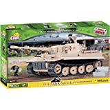 Cobi Small Army ミリタリーブロック WWII 第二次世界大戦 ドイツ軍 タイガー131 VI号戦車ティーガー I E型 Sd.Kfz.181 Tiger I (nr.131) #2477 【COBI 日本正規総代理店】