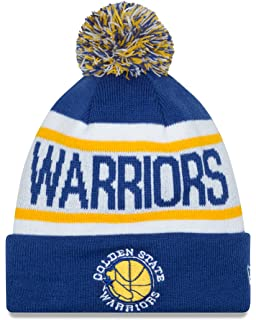 hot sale online f000c fe7b2 NBA New Era Biggest Fan Redux Knit Beanie with Pom