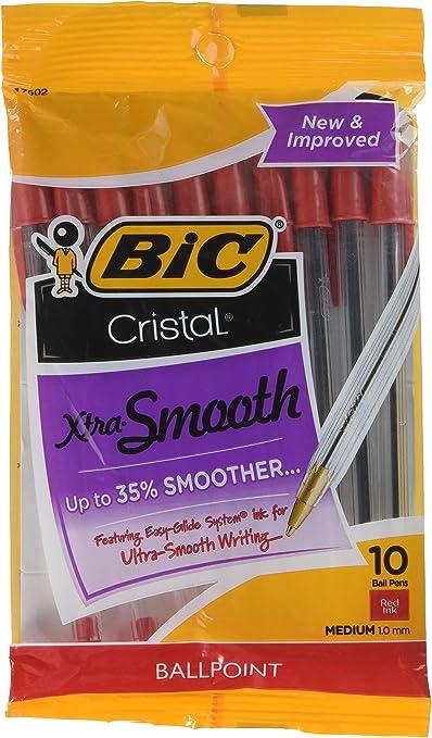 12516 Black Ink Details about  /Bic Cristal Ballpoint Pens