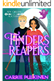 Finders Reapers: A Paranormal Romantic Comedy (New Orleans Nocturnes Book 5)