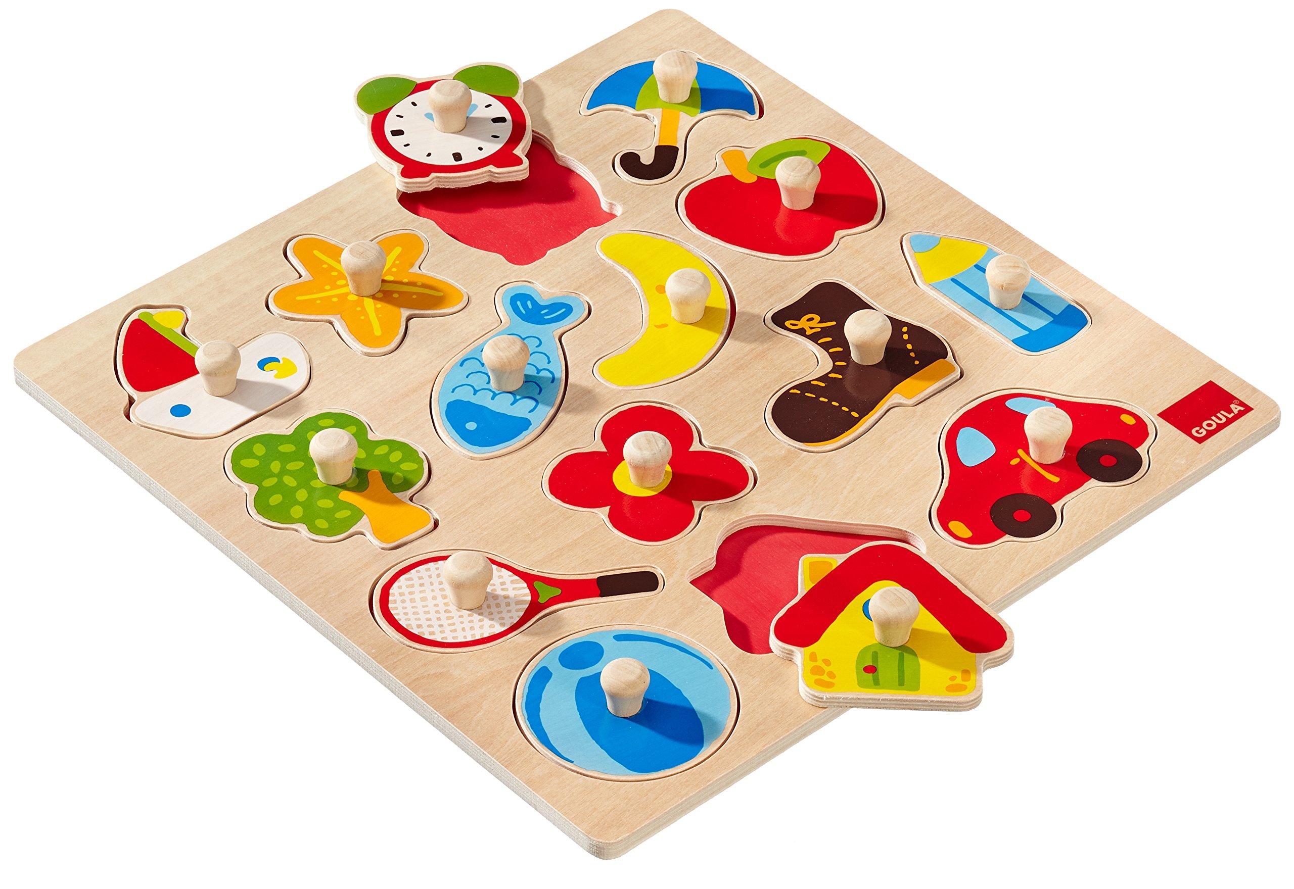 Goula Puzzles infantiles de madera product image