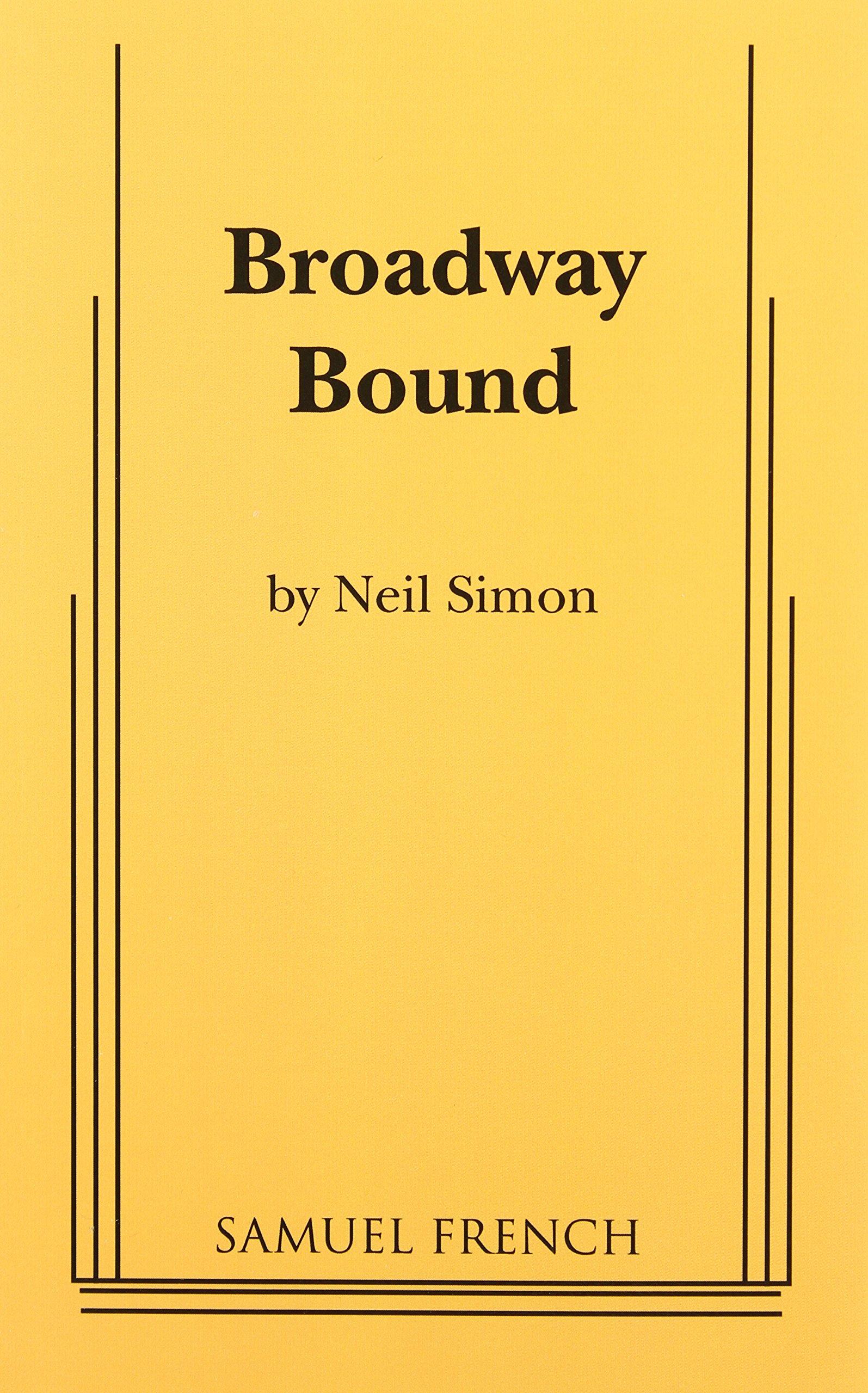 Broadway Bound PDF