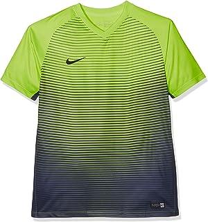 Nike SS YTH Segment IV JSY Camiseta de Manga Corta, Hombre