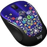 Logitech - M325 Wireless Optical Mouse - Natural Jewelry