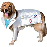 Rubies Costume Halloween Classics Collection Pet Costume, Doctor Barker Veterinarian Dog, Medium