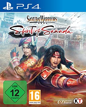 Samurai Warriors Spirit of Sanada [PS4]