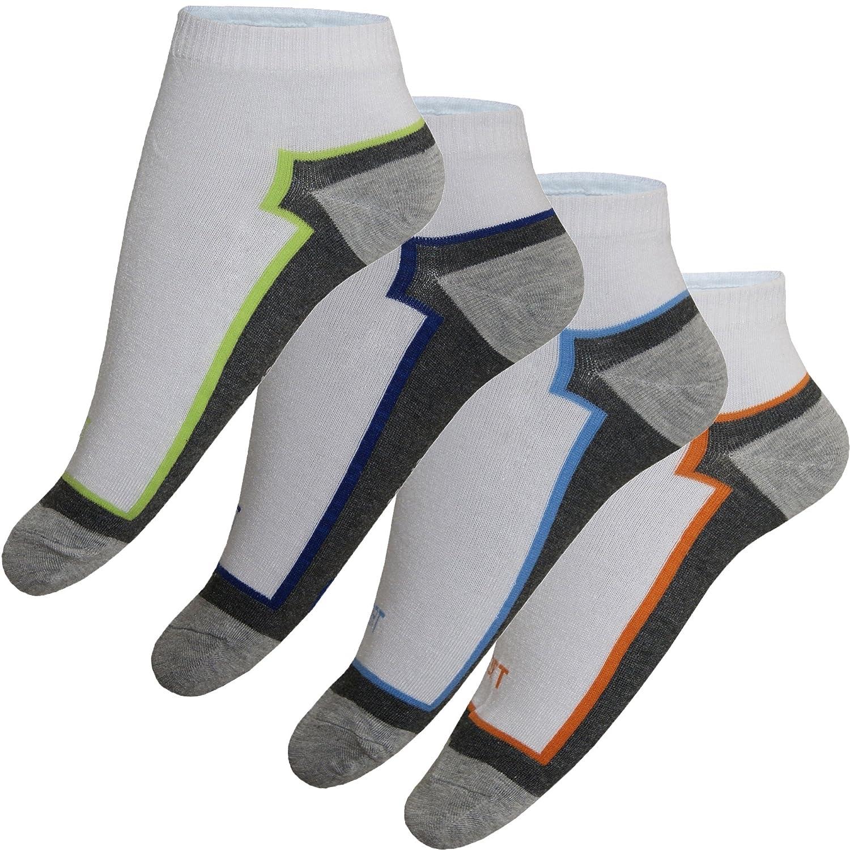 12-48 Paar Damen Herren Sneaker Socken Klassisch Bunt Baumwolle von SGS
