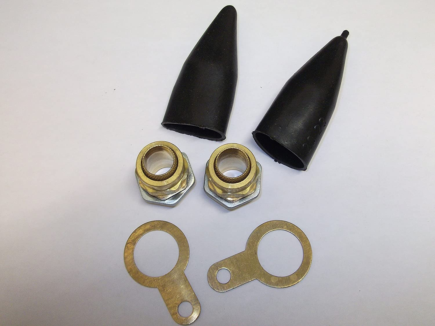 2 Sets 4mm Cable 2 to 3 Core Brass Armoured Cable Glands SWA BS6121 Outdoor