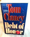 Debt of Honor 1st (first) edition Text Only