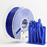 PolyLite 3D Printer Filament, PLA Filament, 1.75 mm Filament, 1Kg (2.2lb), Blue