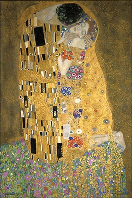 Gustav Klimt The Park Art Print Poster 24x36 inch