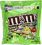M&M'S CRISPY XXL BAG 37 OZ NET