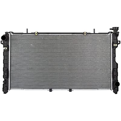 Spectra Premium CU2795 Complete Radiator for Chrysler and Dodge: Automotive
