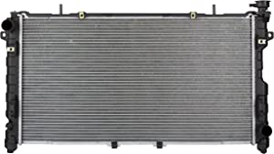 Spectra Premium CU2795 Complete Radiator for Chrysler and Dodge