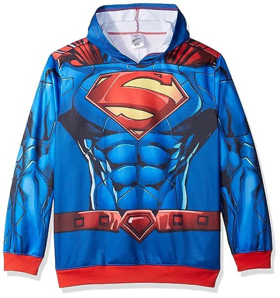 f4b86ebe2b Amazon.com  Superman Men s Character Hoodie  Clothing