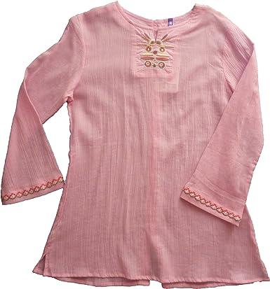 NEWNESS - Camisas - para niña 14 años: Amazon.es: Ropa y accesorios