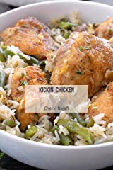 The Kickin' Chicken (Everyday Dishes Cookbook Book 3) Kindle Edition