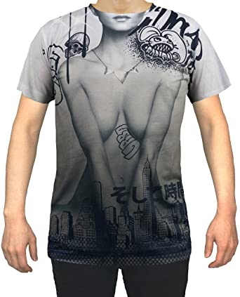 Moore white gray shirt with naked girl amazons free thumbs