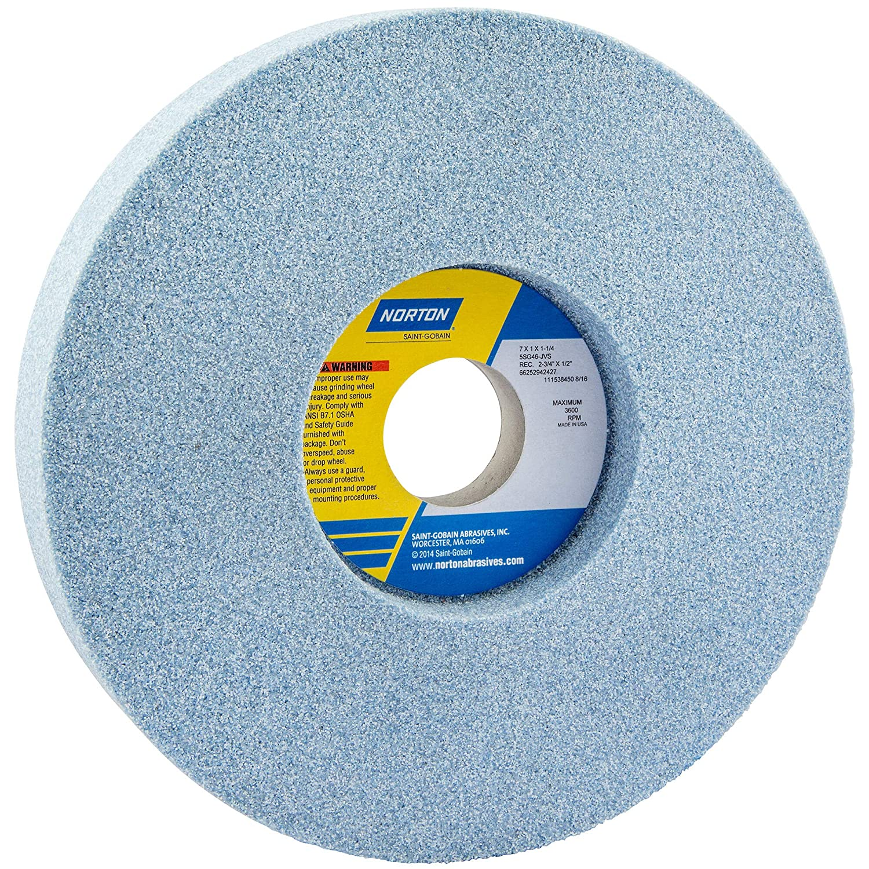 7x1x1.25 1//S Recessed Grinding Wheel