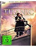 BD * TITANIC 3D (4-BD)S [Blu-ray]
