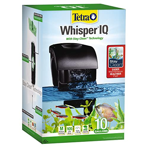 Whisper-IQ-Power-Filter-for-Aquariums-With-Quiet-Technology