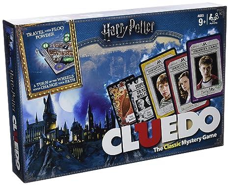 Ufficio Acquisti In Inglese : Winning moves 029728 cluedo harry potter versione inglese: amazon