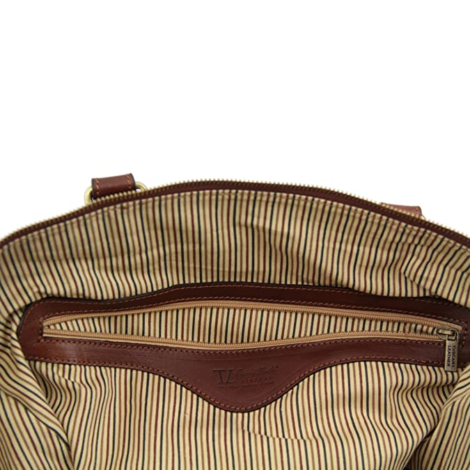 Tuscany Leather 81412164 TL Voyager - Viaje Piel Pequeño, marrón: Amazon.es: Zapatos y complementos