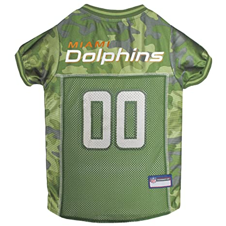 sports shoes 9a1dc d3cb0 NFL CAMO Jersey for Dogs & Cats. Football Dog Jersey Camouflage Available  in 32 NFL Teams & 5 Sizes. Cuttest Hunting Dog Dress! Camouflage Pet Jersey  ...