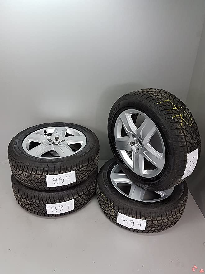 Audi A6 Allroad 4 G Invierno ruedas 18 pulgadas 7 x 18, ET38 235/55 R18 4 g9601025 C # 894b: Amazon.es: Coche y moto