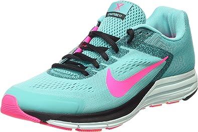 Nike 615588-300, Zapatillas de Running para Mujer, Turquoise/Pink, 37.5 EU: Amazon.es: Zapatos y complementos