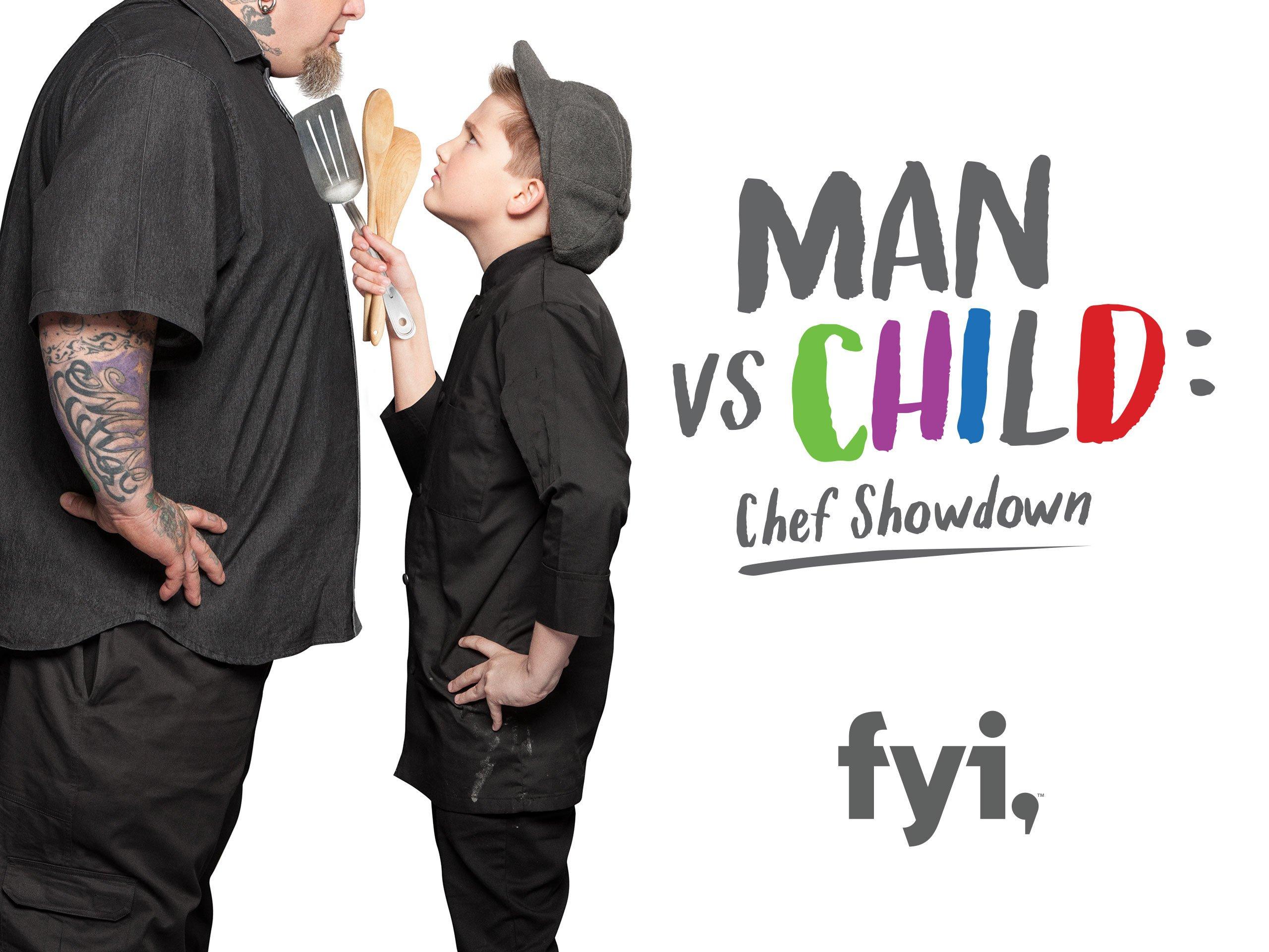 Amazon.com: Man vs. Child: Chef Showdown Season 1: Amazon Digital ...
