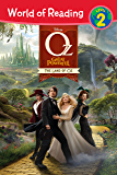 World of Reading Oz the Great and Powerful:  The Land of Oz: Level 2 (World of Reading (eBook)) (English Edition)