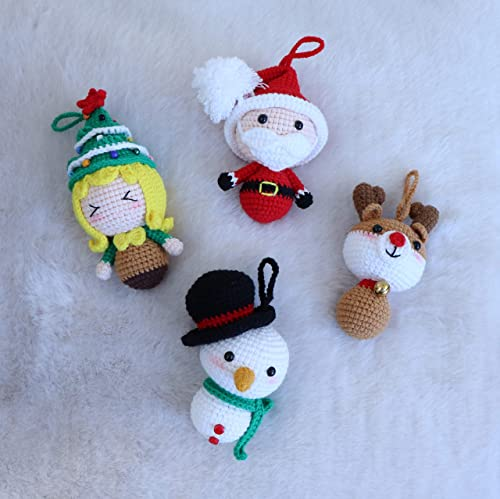 Crochet plush snowman pattern | Amiguroom Toys | 499x500