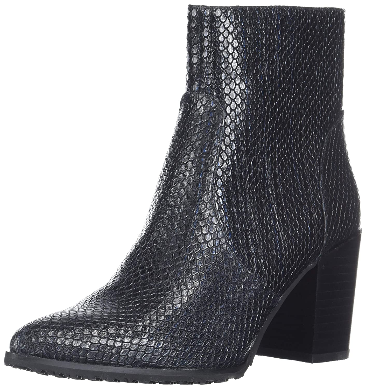 Black Snake Blondo Womens Tania Waterproof Fashion Boot