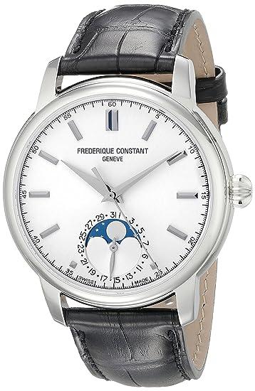 Frederique Constant Reloj automático Man Classic 40.5 mm: Amazon.es: Relojes